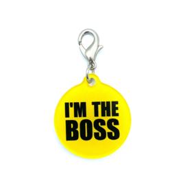 Halsbandhanger | I'M THE BOSS