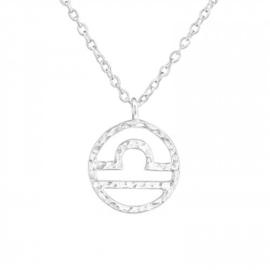 925 zilver halsketting | Horoscoop Weegschaal