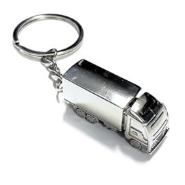 Miniatuur sleutelhanger 'Vrachtwagen'