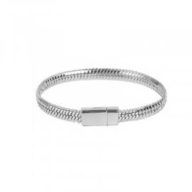 Armband in zilverkleur | Beautiful