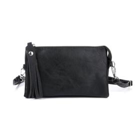 Handtas in zwart