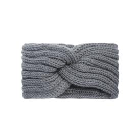 Haarband in grijs