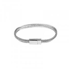 Armband in zilverkleur | Girl