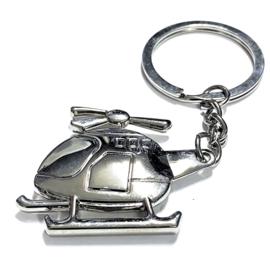 Miniatuur sleutelhanger 'Helikopter'