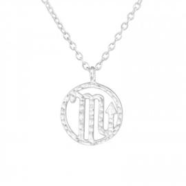 925 zilver halsketting | Horoscoop Schorpioen