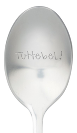One message spoon | TUTTEBEL!