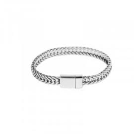 Armband in zilverkleur | Cool