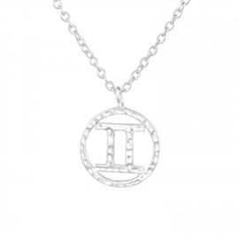 925 zilver halsketting | Horoscoop Tweeling