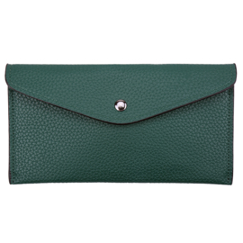 Portemonnee 'Envelop' in groen