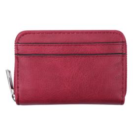 Portemonnee in rood