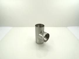 EK 120mm - T-stuk 90 + dop