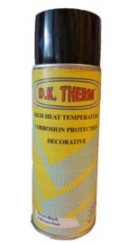 DK therm 910 mat zwart - beste keus - meest gebruikt