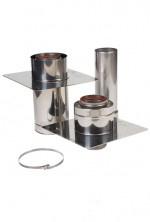 Concentrische 100 - 150 mm - saneringsset compleet