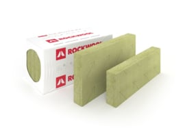 Rockwool - steenwol isolatie plaat