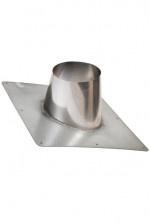 Concentrische 130 - 200 mm - dakdoorvoer schuin dak