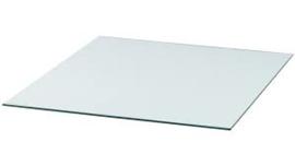 Vloerplaat rechthoek glas 40 x 100