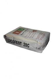 Vuurvast beton 25 kg