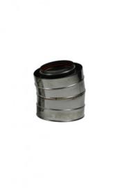 Concentrische 130 - 200 mm - 15 gr bocht