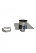 Concentrische 100 - 150 mm - saneringsset bovenkant