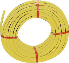 Comap/henco gas slang / leiding met mantel - 20mm