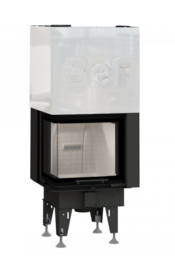 Bef Home hoek - Therm V 6 CL - links (lift deur) diep