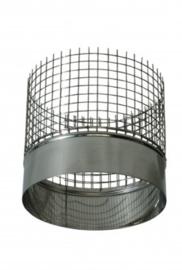 Gaas -adapter voor schoorsteen kap