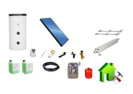 Complete Zonneboiler pakketten
