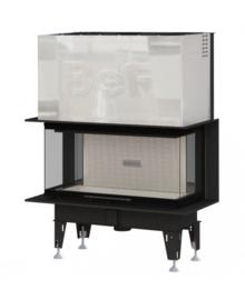 Bef Home 3-zijdig - Therm V 10 C (lift deur) diep