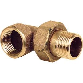 bronze 3-delig koppeling bi x bu - haaks