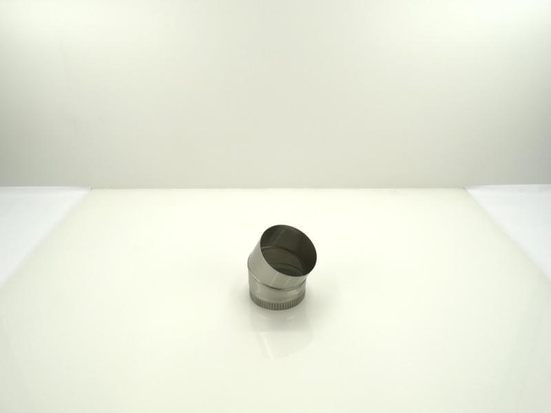 EK 100mm - 30 graden bocht