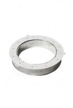 Holotherm DW 200- contra aansluitstuk voor Rotorvent Turbolite