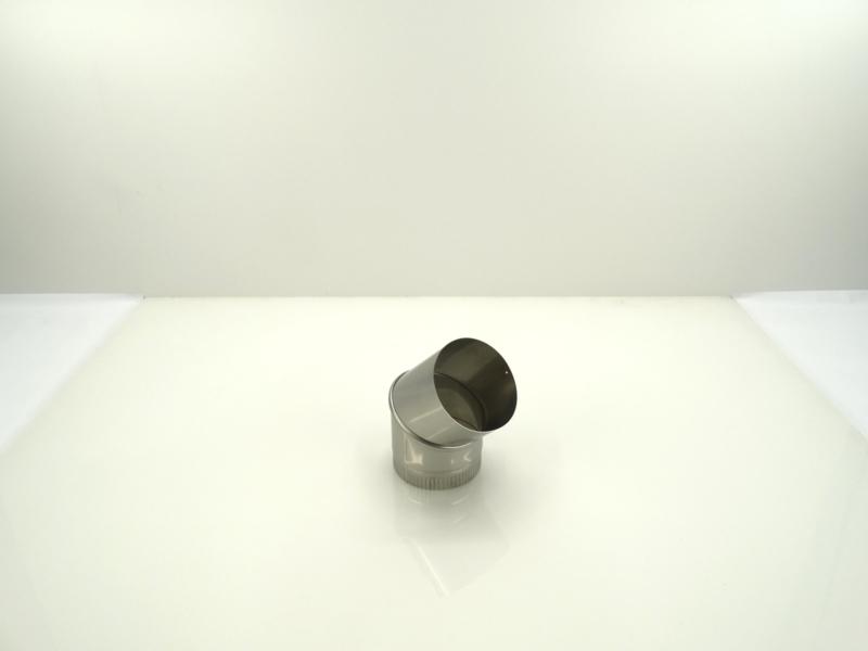 EK 100mm - 45 graden bocht