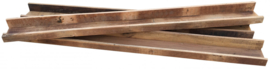 Fotoplank naturel 1 meter | Otentic Design Fotoplank Fotolijst 1 Meter naturel