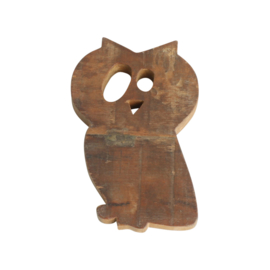 Scrapwood Owl