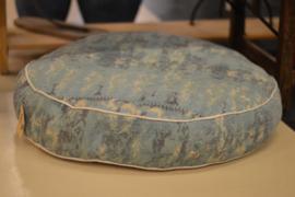 Zitkussen turquoise 70cm