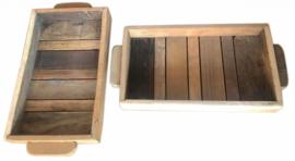 Dienblad Scrapwood Small No Colour  Otentic Design