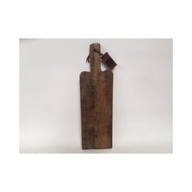 Snijplank gerecycled hout 54x16cm