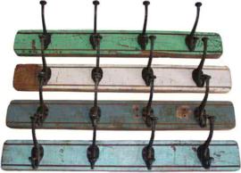 Kapstok 4-haaks Scrapwood   Otentic Design
