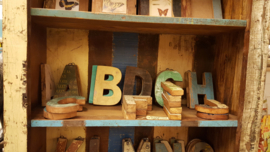 Scrapwood boekenkast