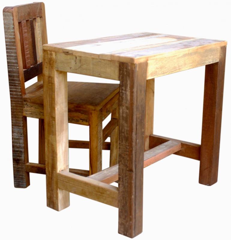 Kinderstoel Scrapwood No Colour Naturel | Otentic Design