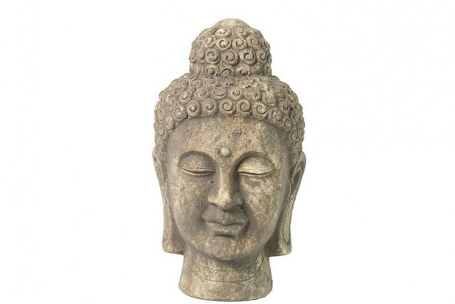 """Boeddha hoofd """"Lotus Mame"""" groot"""