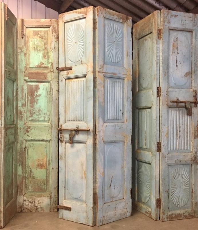 Raampanelen / deurpaneel hoog