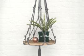 Macramè plantenhanger