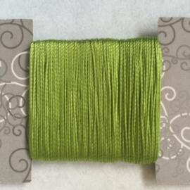 Rijgdraad Groen