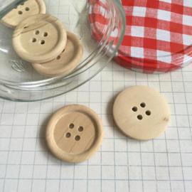 Knoop hout 3 cm