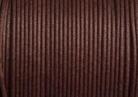 1 mm Bruin Katoenkoord