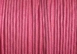 1 mm Pink Katoenkoord