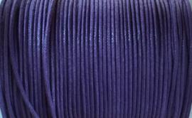 1 mm Paars Katoenkoord