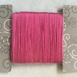 Rijgdraad Pink