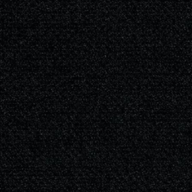 Aida stof Zwart